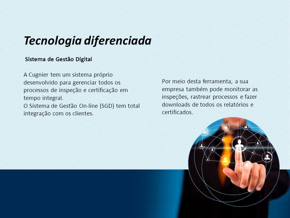 Tecnologia diferenciada