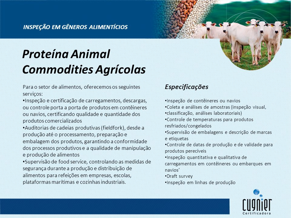 Commodities Agrícolas