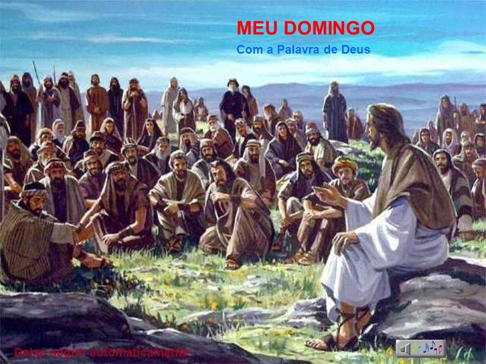 MEU DOMINGO MEU DOMINGO O Evangelho dominical animado em slides.