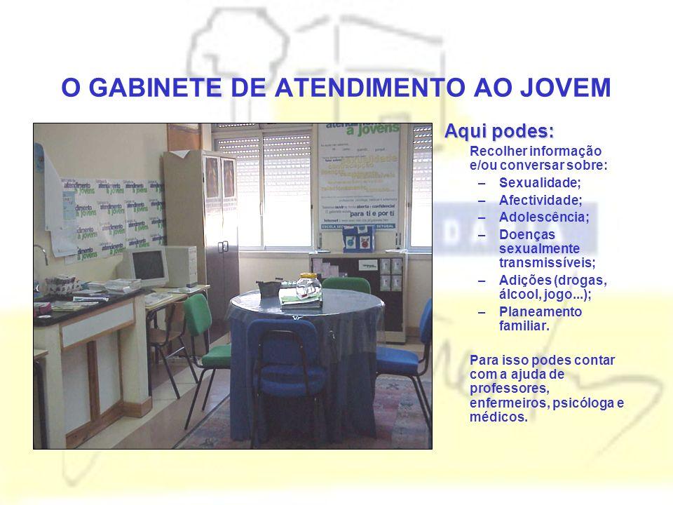 O GABINETE DE ATENDIMENTO AO JOVEM