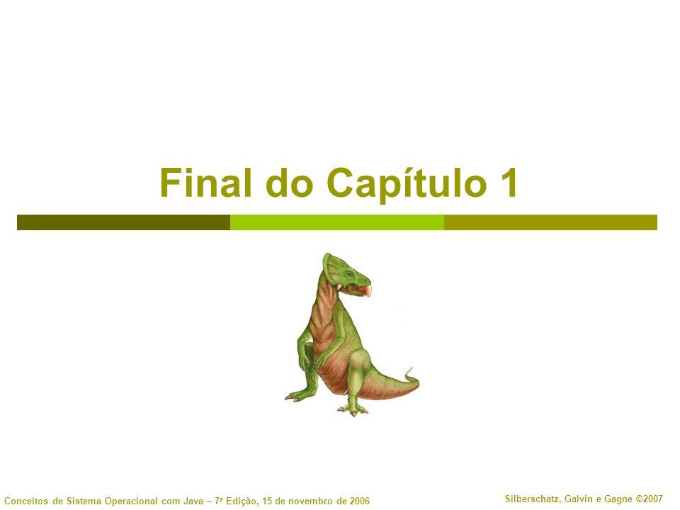 Final do Capítulo 1