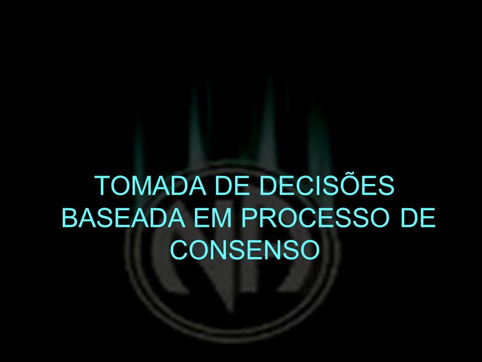 BASEADA EM PROCESSO DE CONSENSO