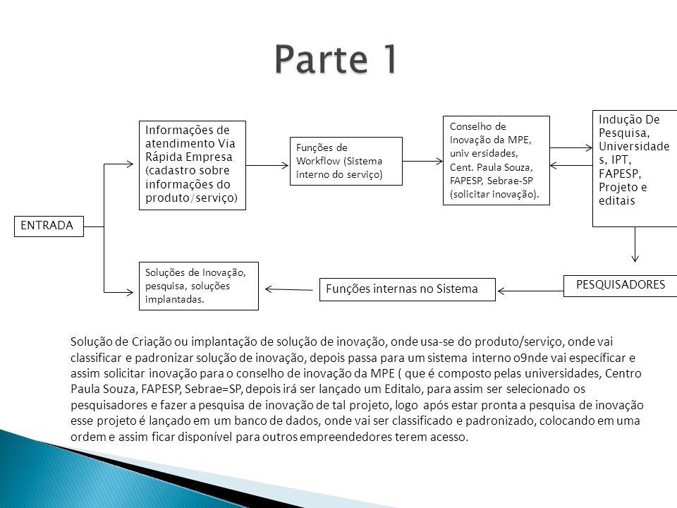 Parte 1 Funções internas no Sistema