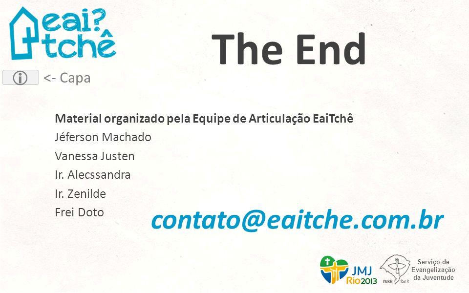 The End contato@eaitche.com.br  <- Capa