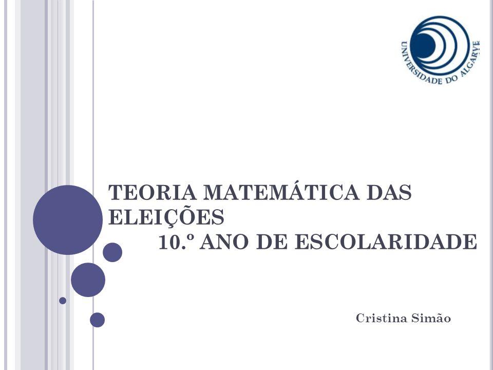 APRESENTAÇÃO Está prevista a utilização de 7 aulas (7 blocos de 90 minutos) para o ensino do Tema.