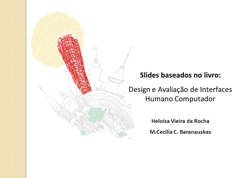 Slides baseados no livro: