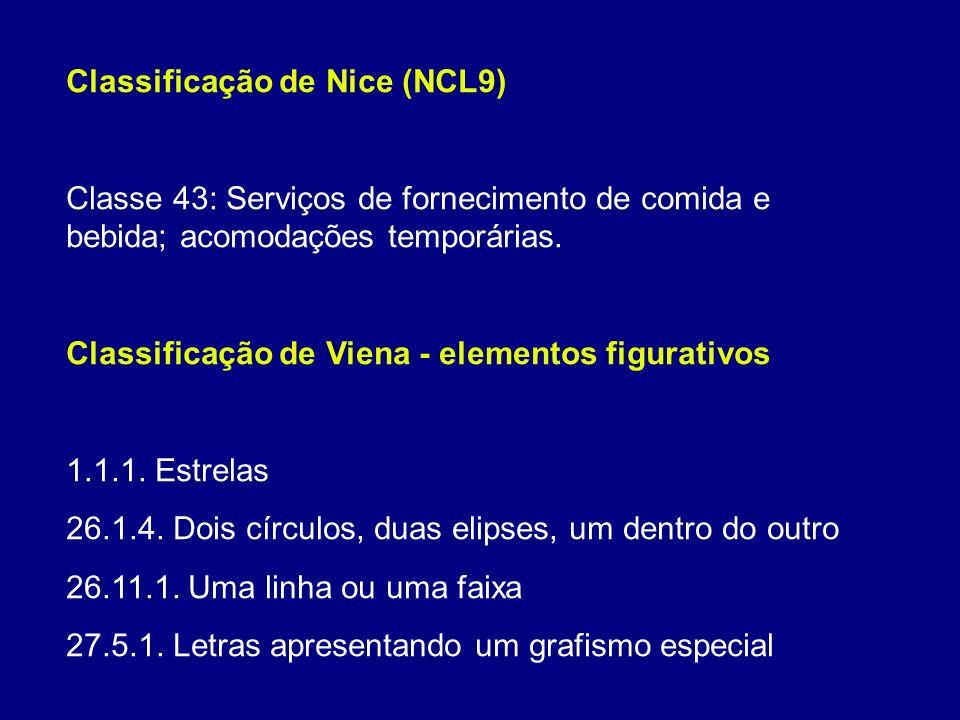 Classificação de Nice (NCL9)