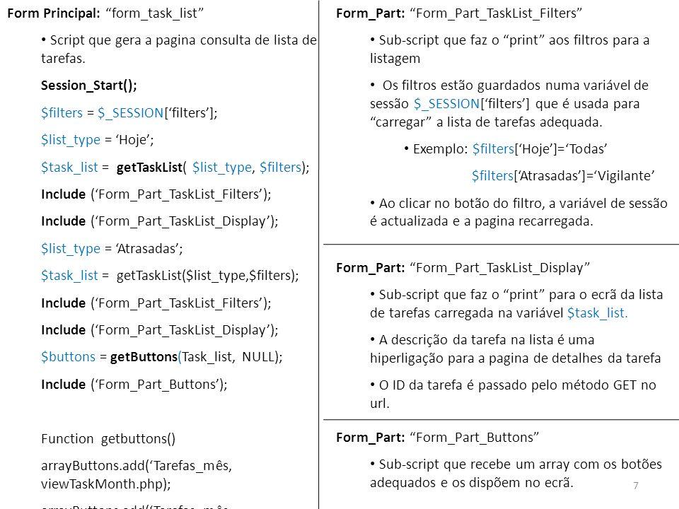 Form Principal: form_task_list