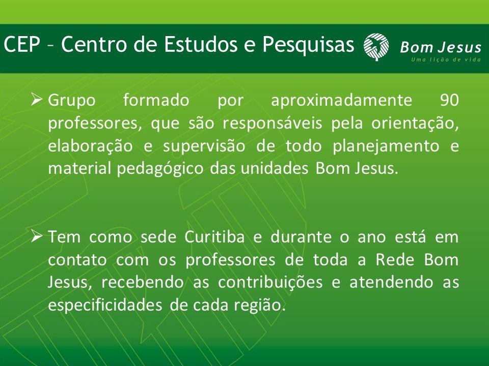 CEP – Centro de Estudos e Pesquisas