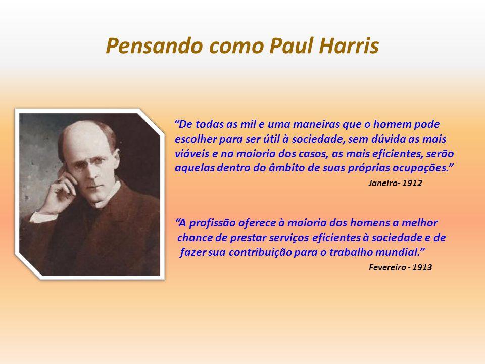 Pensando como Paul Harris