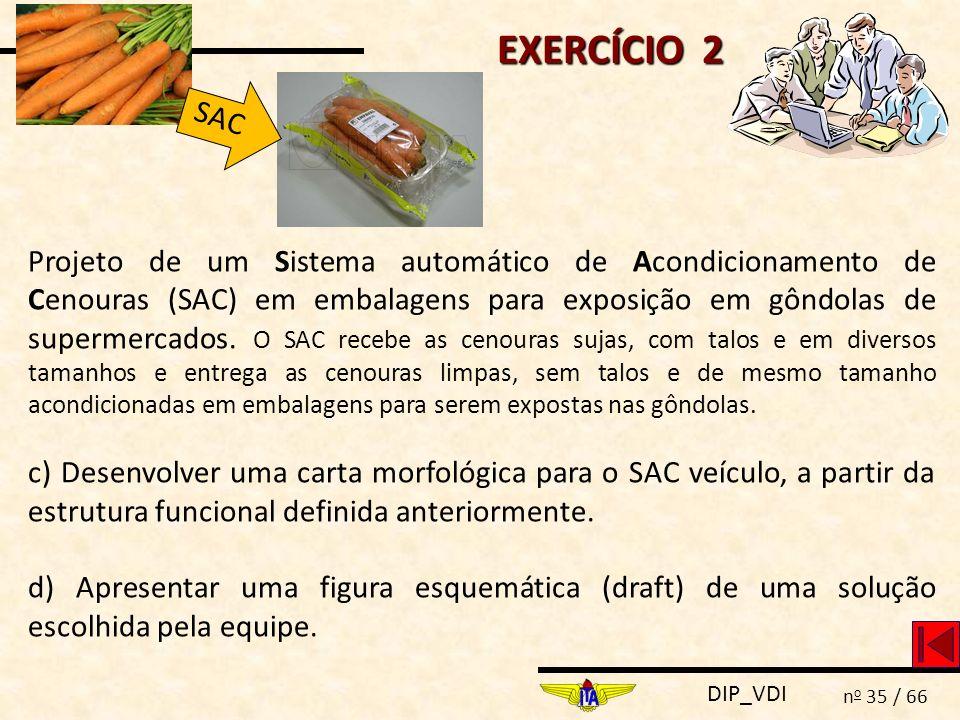 EXERCÍCIO 2 SAC.