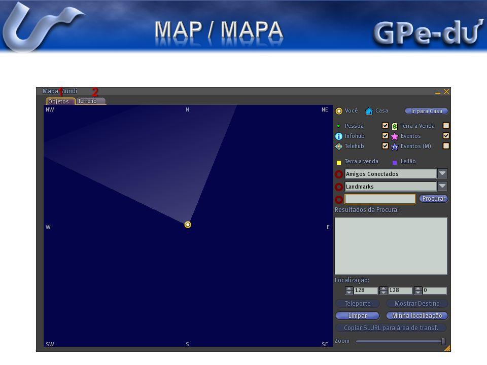 MAP / MAPA 1 2