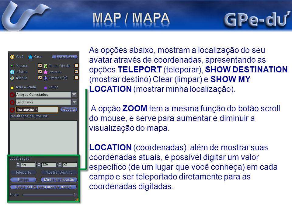 MAP / MAPA
