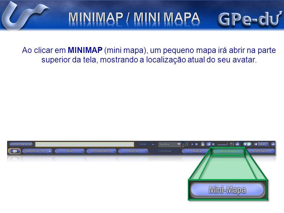 MINIMAP / MINI MAPA