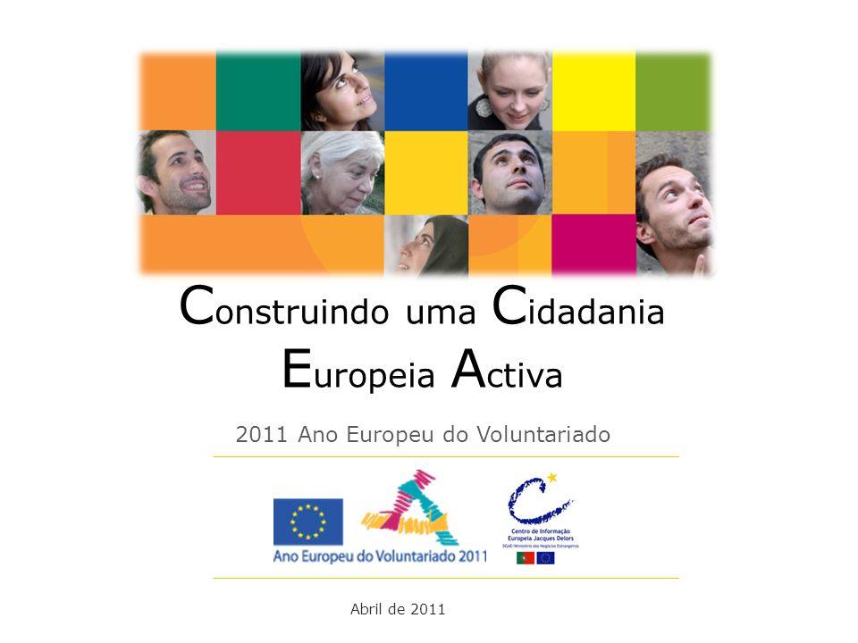 Construindo uma Cidadania Europeia Activa