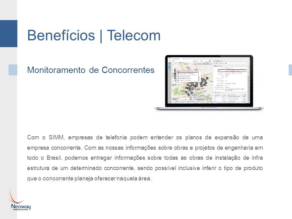 Benefícios | Telecom Monitoramento de Concorrentes