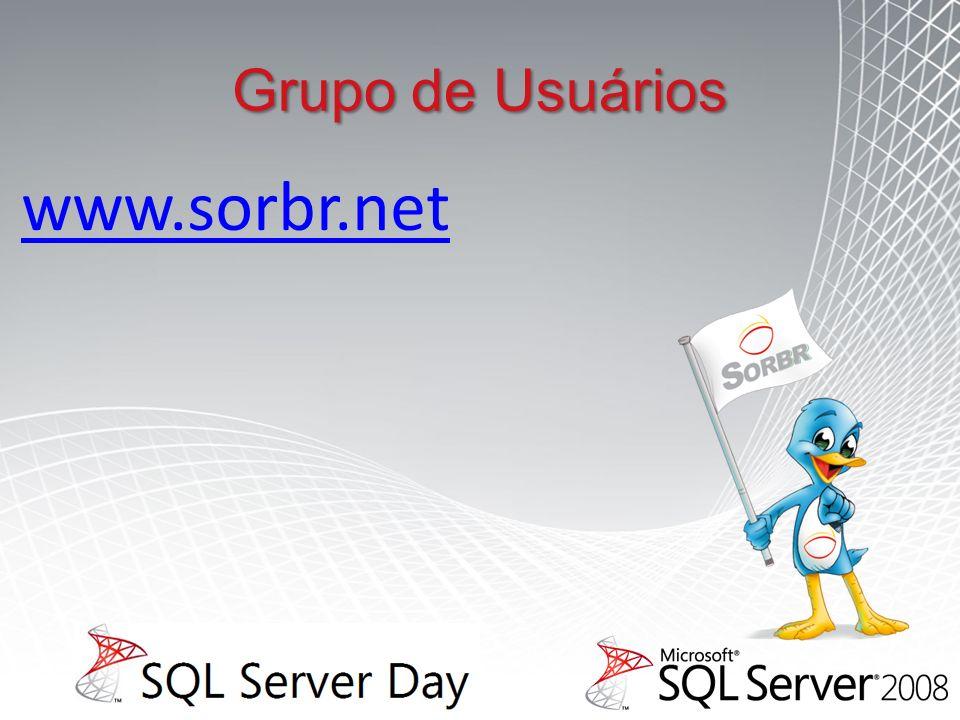 Grupo de Usuários www.sorbr.net