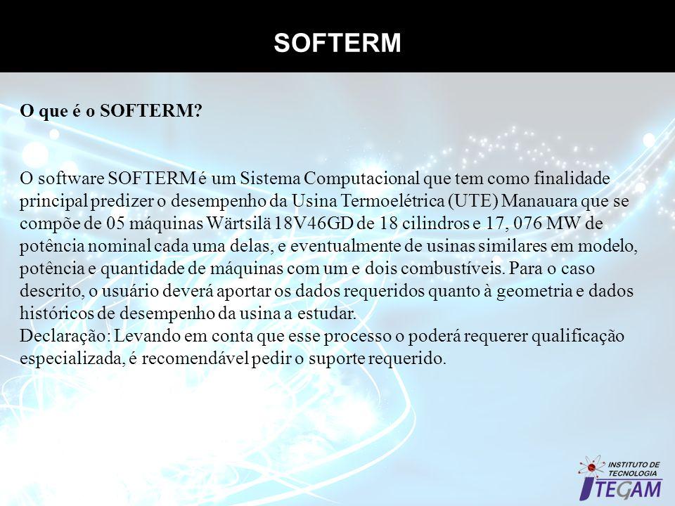 SOFTERM O que é o SOFTERM