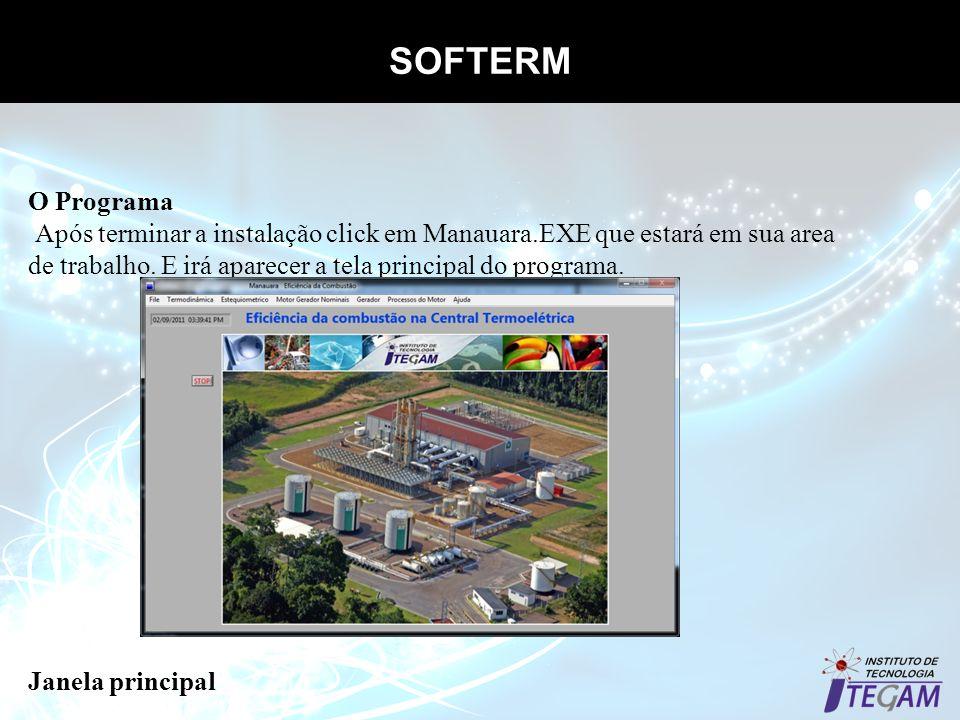 SOFTERM O Programa.