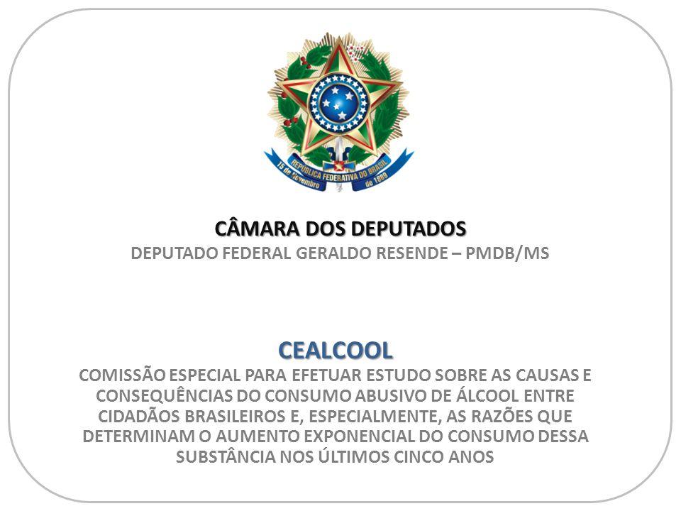 DEPUTADO FEDERAL GERALDO RESENDE – PMDB/MS