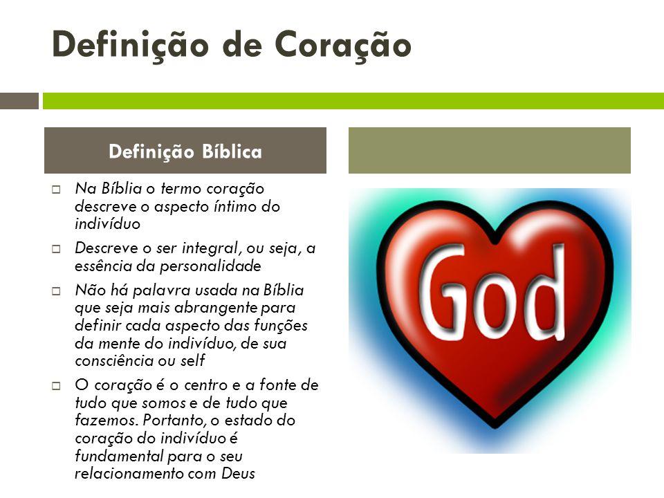 Definição de Coração Definição Bíblica
