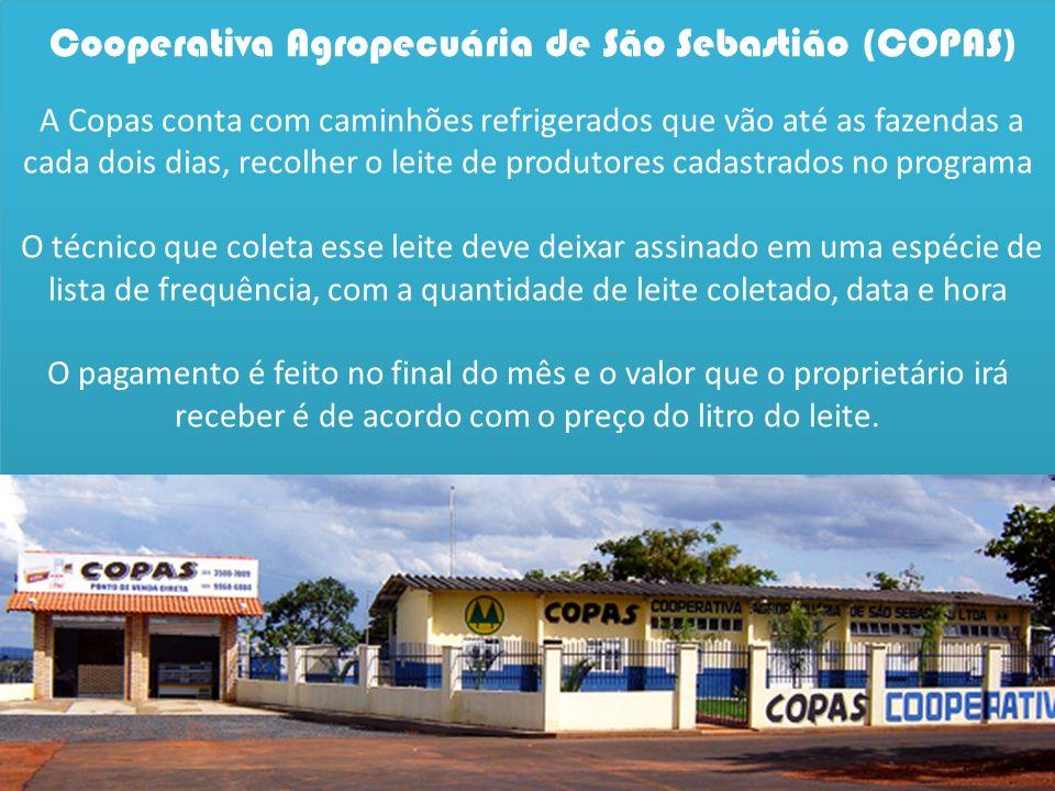 Cooperativa Agropecuária de São Sebastião (COPAS)