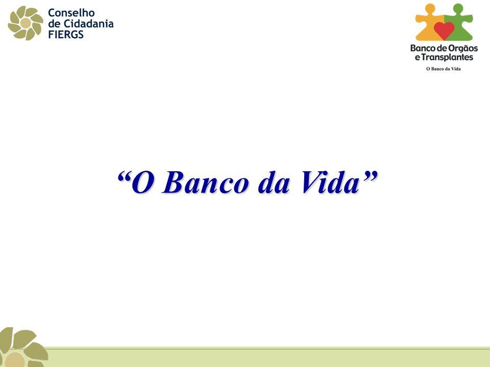 O Banco da Vida