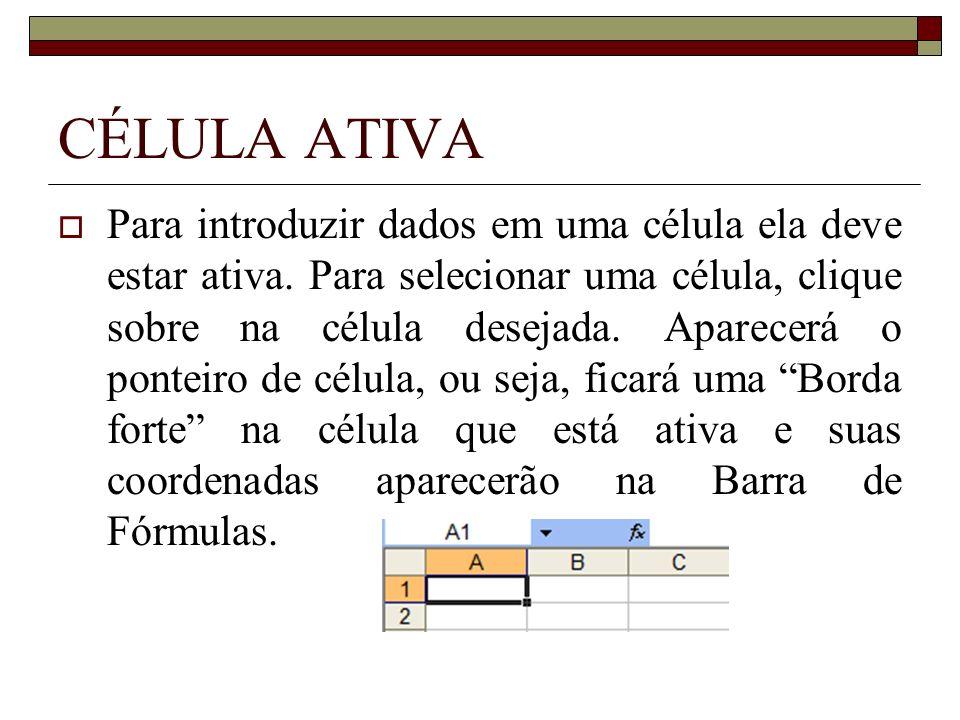 CÉLULA ATIVA