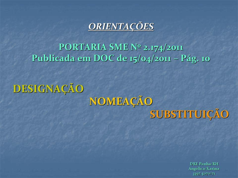 Publicada em DOC de 15/04/2011 – Pág. 10
