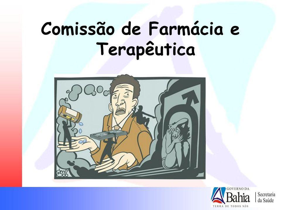 Comissão de Farmácia e Terapêutica