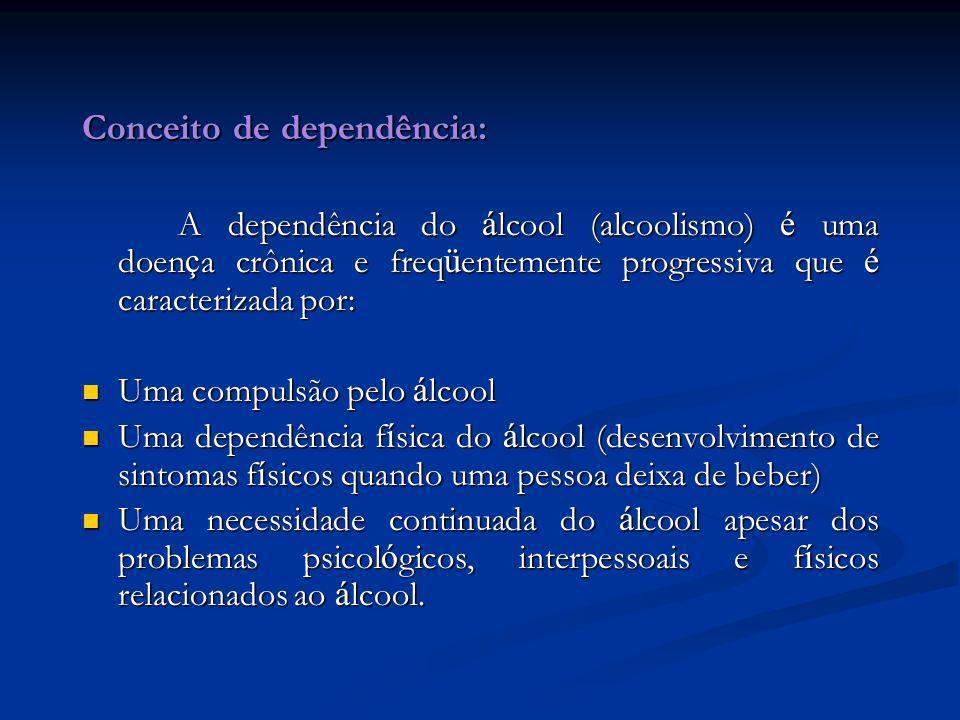 Conceito de dependência: