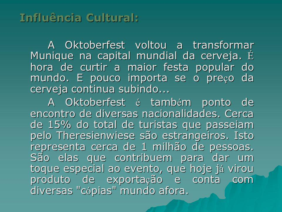 Influência Cultural: