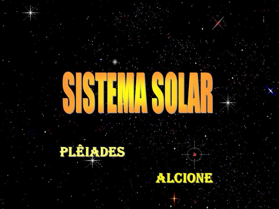 SISTEMA SOLAR PLÊIADES ALCIONE