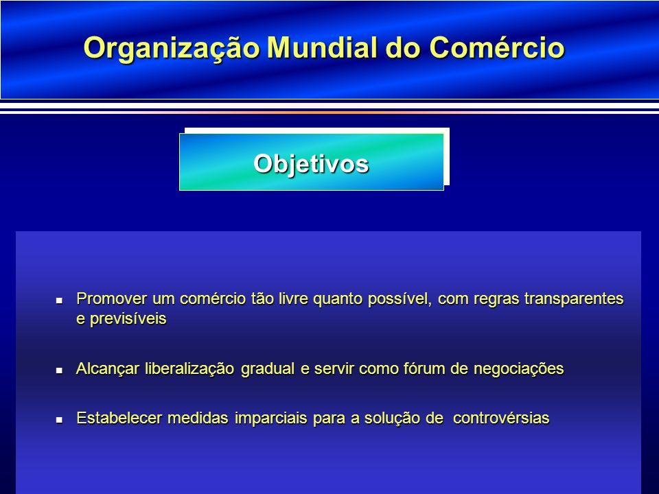 Organização Mundial do Comércio