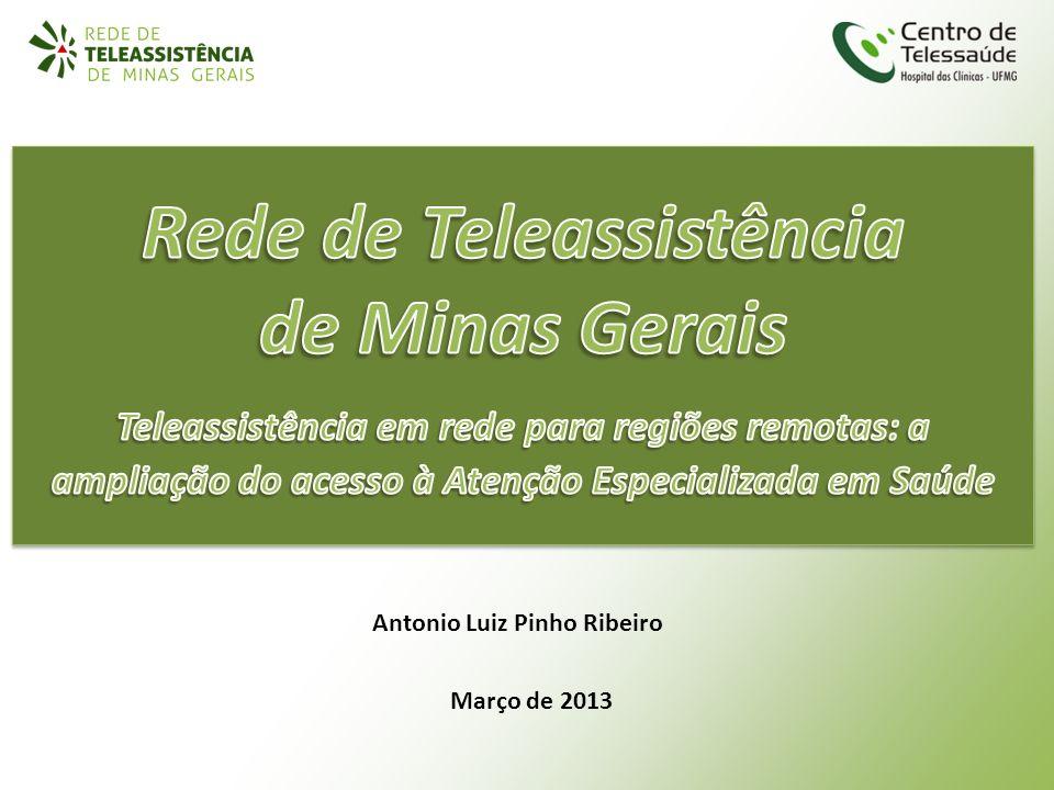 Rede de Teleassistência Hospital das Clínicas / UFMG