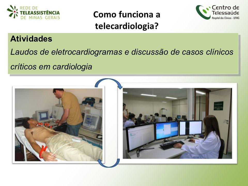 Como funciona a telecardiologia