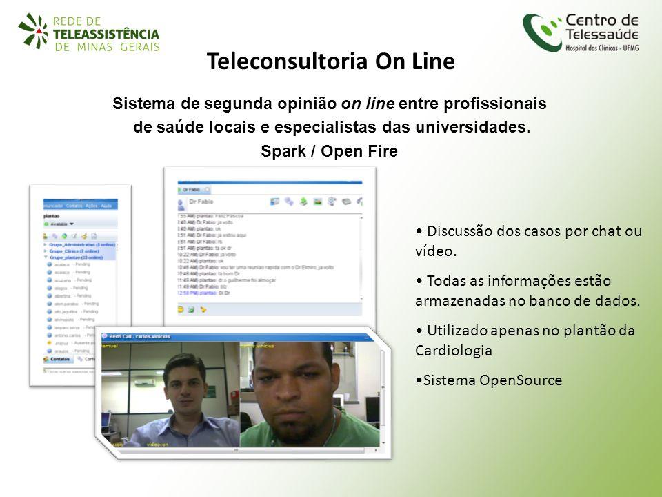 Teleconsultoria On Line