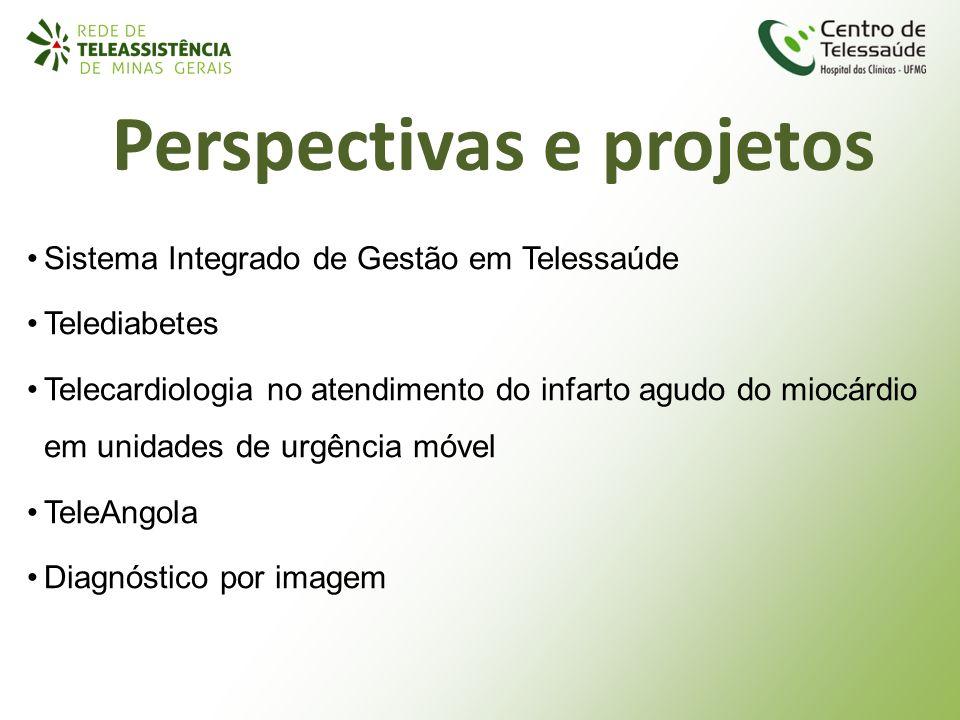 Perspectivas e projetos