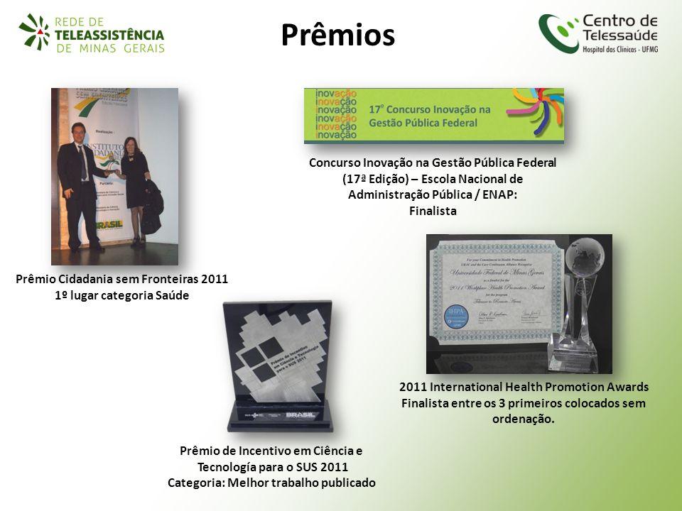 Prêmios Concurso Inovação na Gestão Pública Federal (17ª Edição) – Escola Nacional de Administração Pública / ENAP: