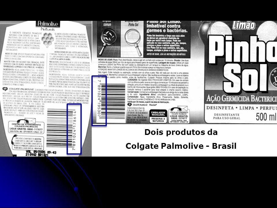 Colgate Palmolive - Brasil