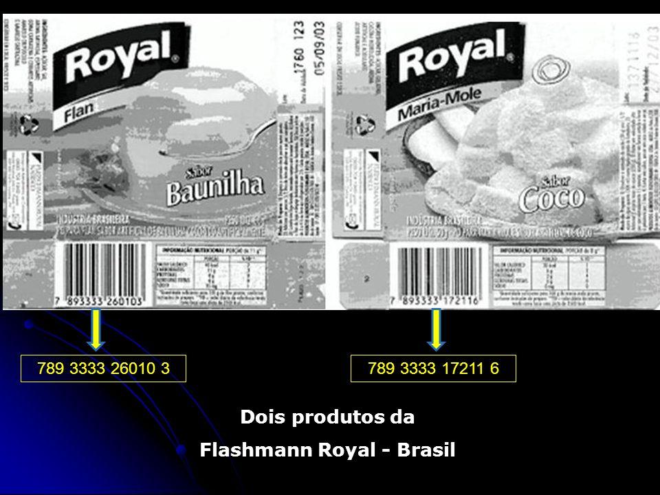 Flashmann Royal - Brasil