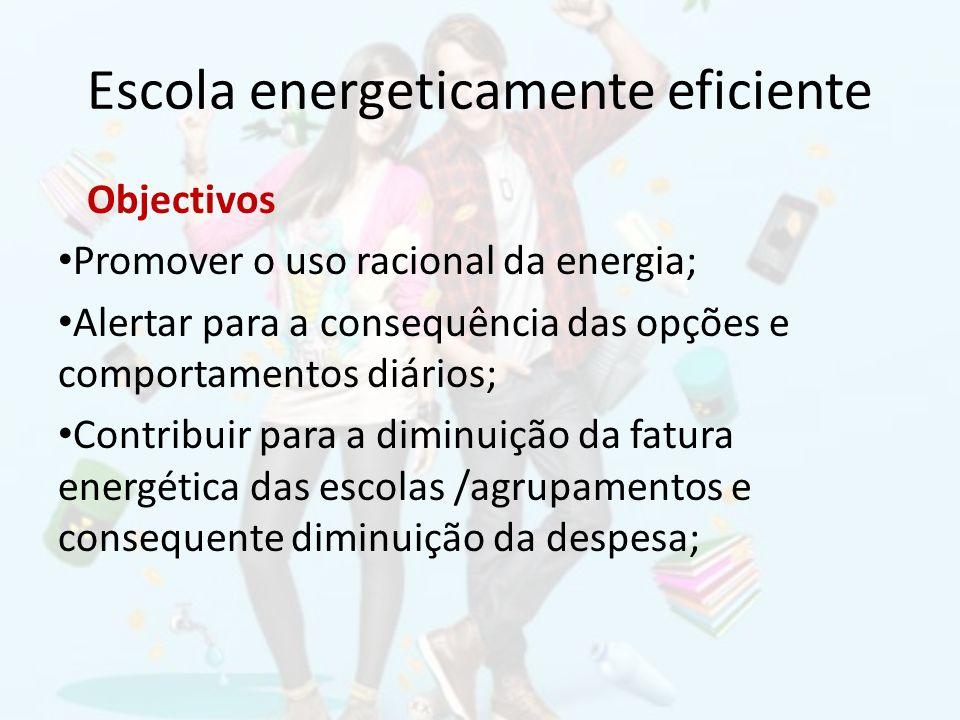 Escola energeticamente eficiente
