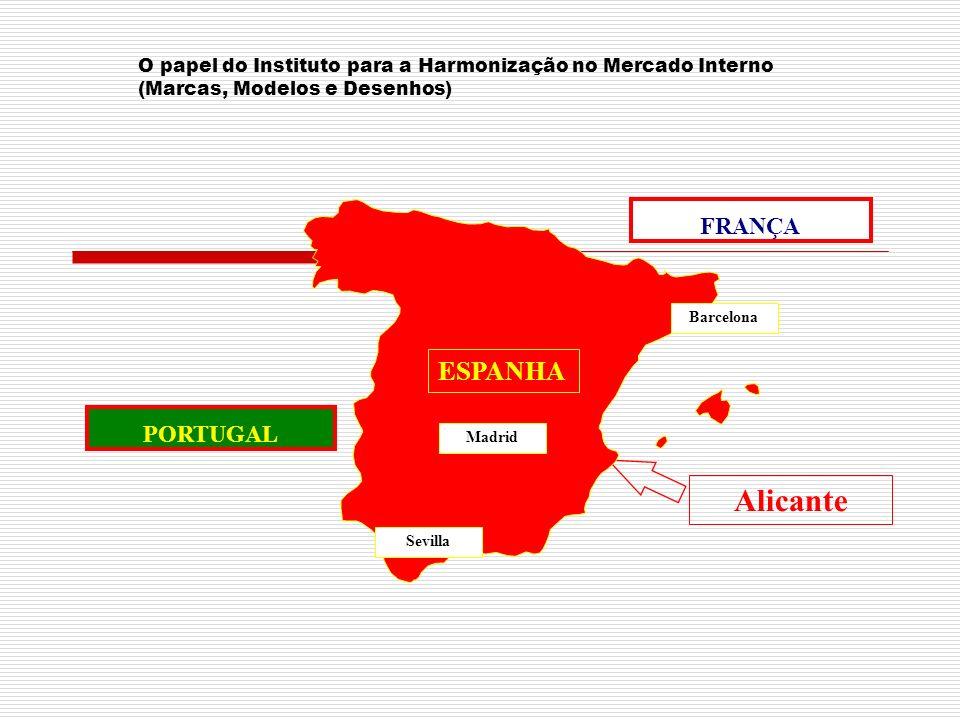 Alicante ESPANHA FRANÇA PORTUGAL