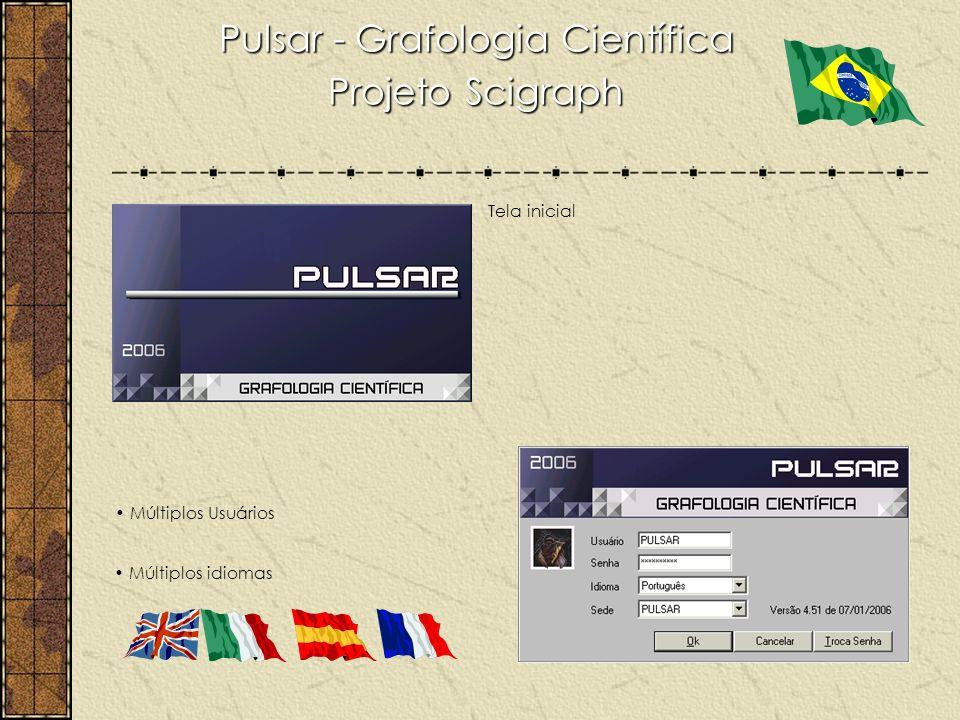 Pulsar - Grafologia Científica