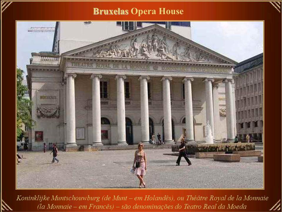 Bruxelas Opera House