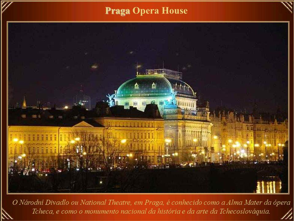 Praga Opera House