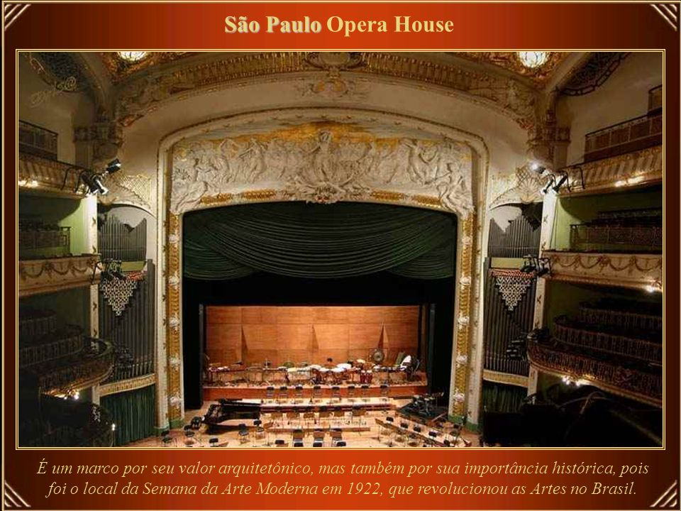 São Paulo Opera House