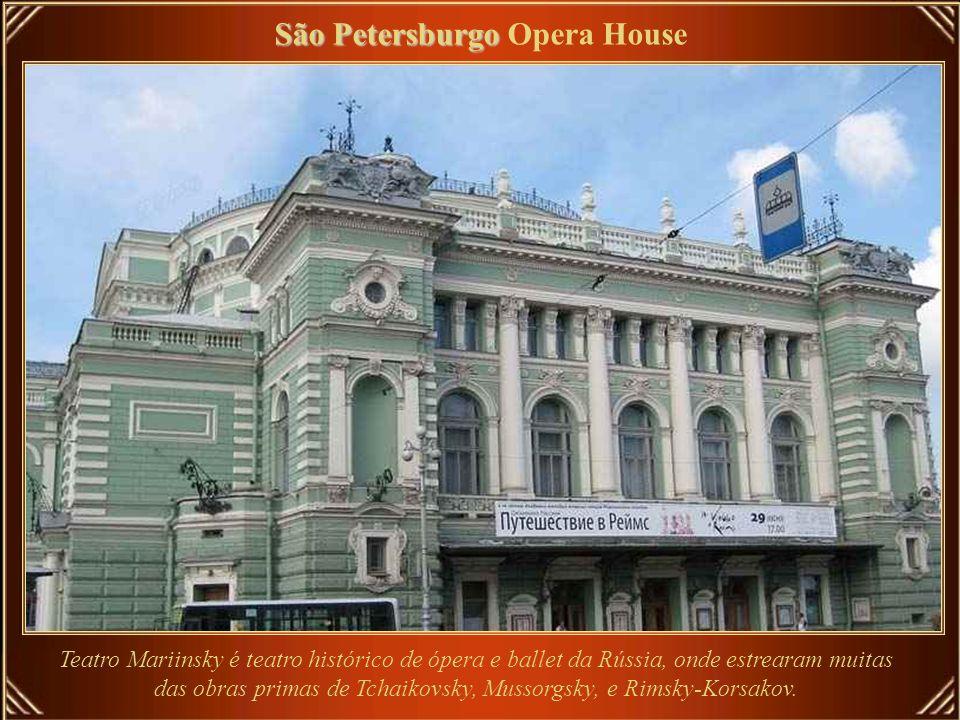 São Petersburgo Opera House