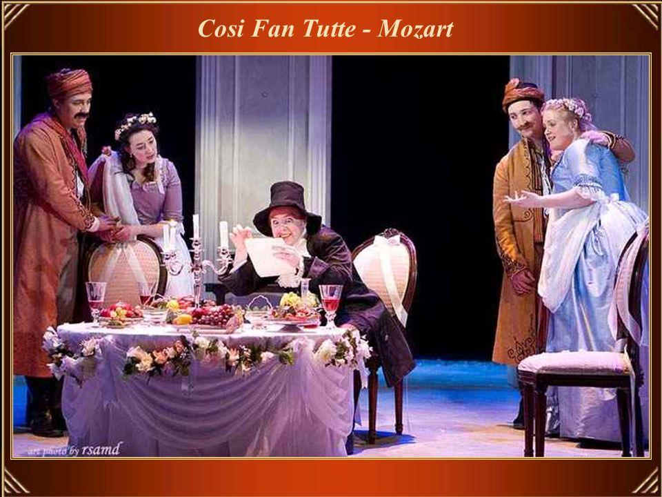 Cosi Fan Tutte - Mozart