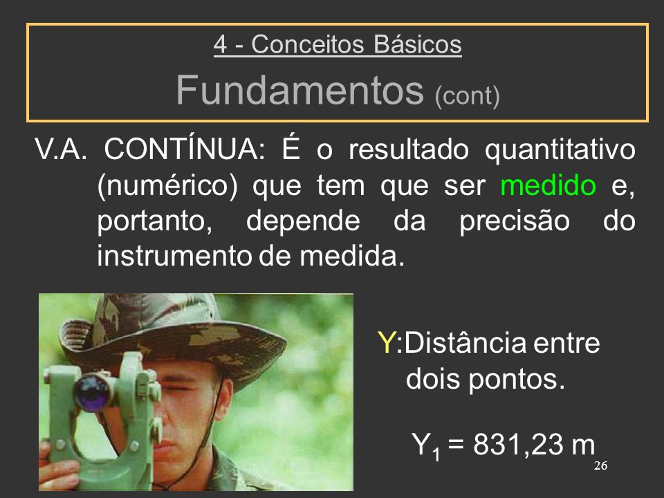 4 - Conceitos Básicos Fundamentos (cont)